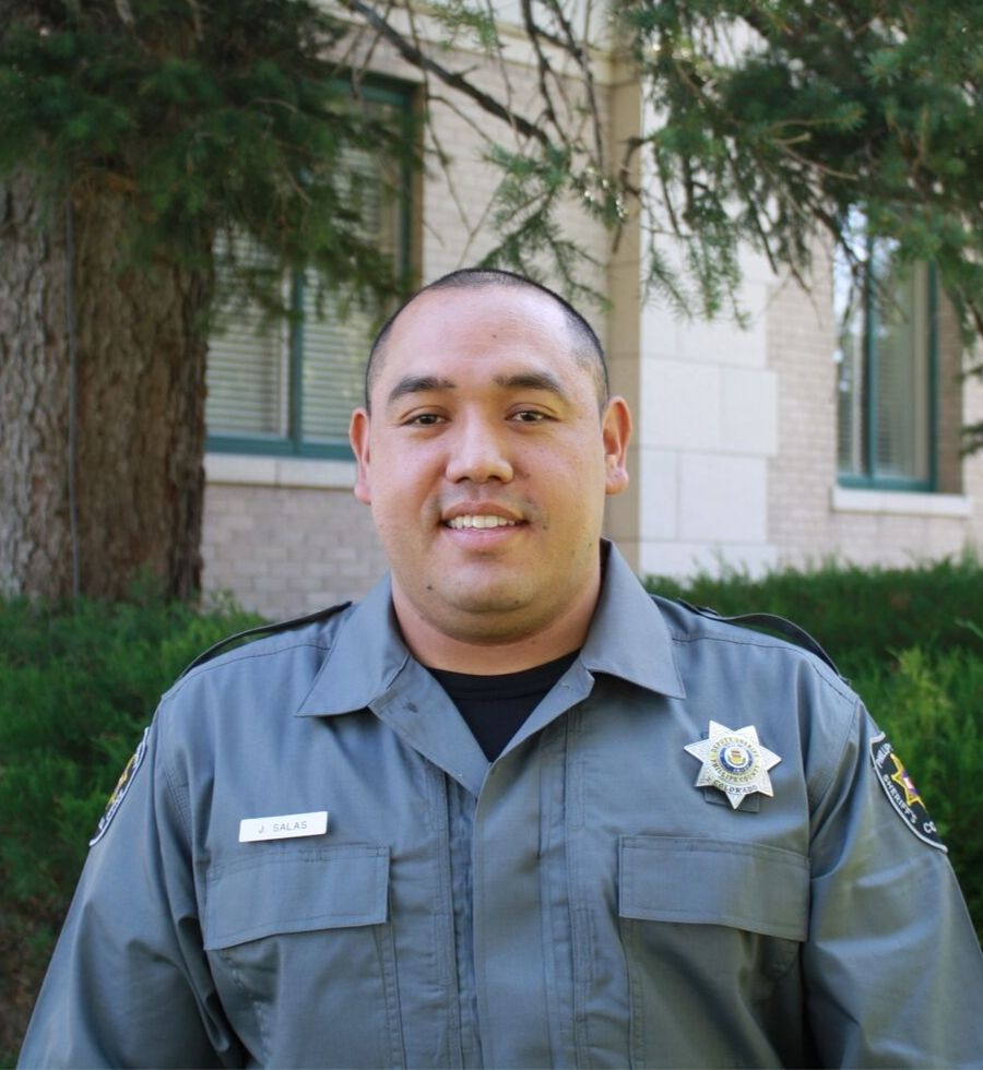 Deputy Jorge Salas Joins the PCSO